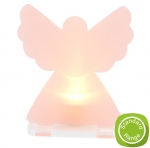 Freestanding+Angel+150mm+-+Tealight+-+Acrylic