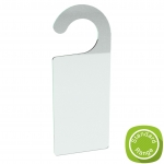 Blank+Door+Hanger+-+230mm+-+Acrylic++MDF++Wood